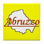 Abruzzo Tile Coaster