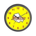 Abruzzo Wall Clock