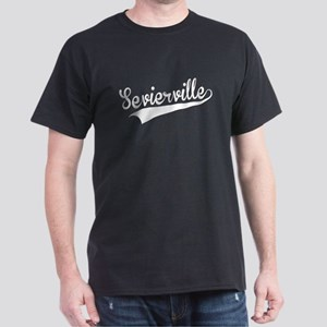 Sevierville, Retro, T-Shirt