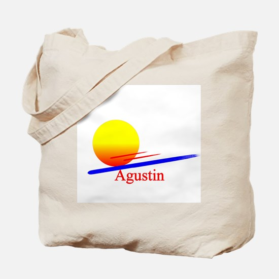 Agustin Tote Bag