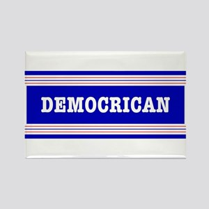 Democrican Swing Vote Rectangle Magnet