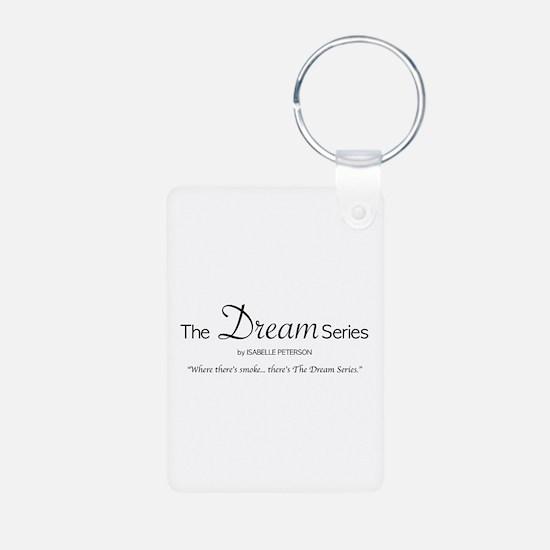 The Dream Series Logo (black - L) Keychains