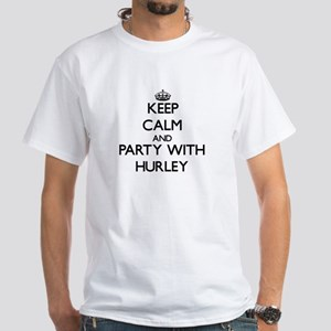 Keep calm and Party with Hurley T-Shirt