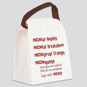 men Canvas Lunch Bag