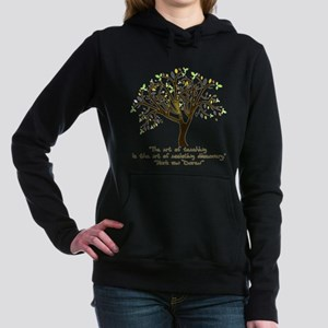The Art Of Teaching Women's Hooded Sweatshirt