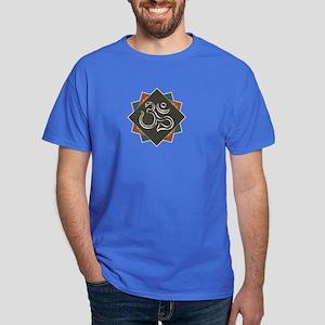 Classic Om Symbol Dark T-Shirt