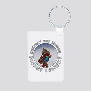 Respect The Sherpa-Everest-1 Keychains