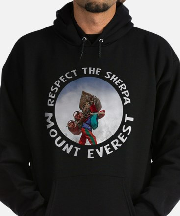 Respect the Sherpa-Everest-1 Hoody