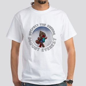 Respect the Sherpa-Everest-1 T-Shirt
