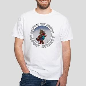 Respect the Sherpa-Everest-1 T-Shirt