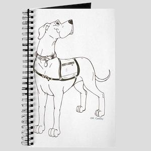 N Vest Dog Journal