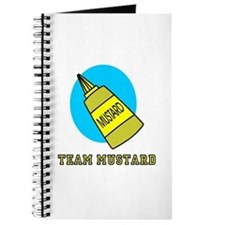 Team Mustard Journal