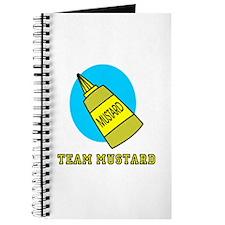 Team Mustard Journal