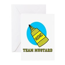 Team Mustard Greeting Cards (Pk of 10)