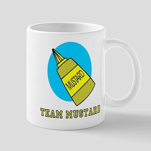 Team Mustard Mug