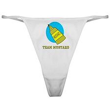Team Mustard Classic Thong