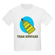 Team Mustard Kids Light T-Shirt