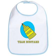 Team Mustard Bib