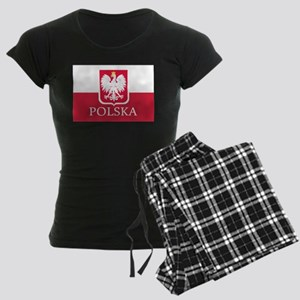 Polska Polish Flag Pajamas