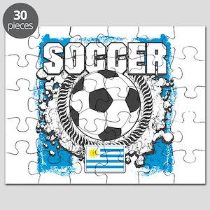 Uruguay Soccer Puzzle