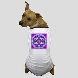 Jewish Star of David. Dog T-Shirt