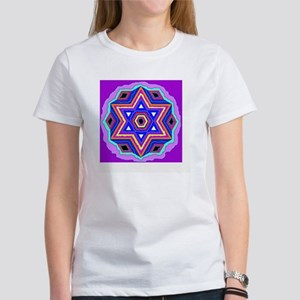 Jewish Star of David. Women's T-Shirt