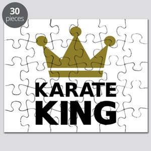 Karate king champion Puzzle