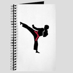 Martial arts Karate kick Journal