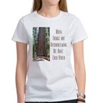 When Things are Overwhelming Women's T-Shirt