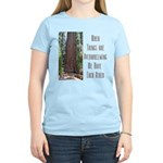 When Things are Overwhelming Women's Light T-Shirt