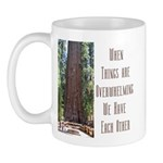 When Things are Overwhelming Mug