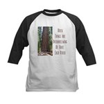 When Things are Overwhelming Kids Baseball Jersey