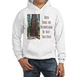 When Things are Overwhelming Hooded Sweatshirt