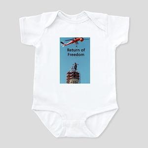 Return of Freedom Infant Bodysuit
