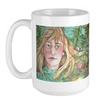 Gathering Large Mug