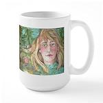 Gathering Large Mug (back