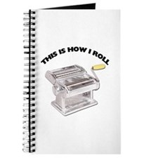 How I Roll Pasta Journal