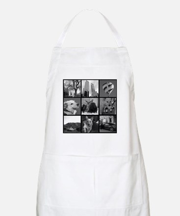 Your Photos Here - Photo Block Apron