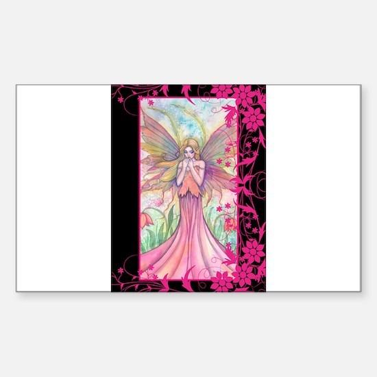 Wildflower Fairy Fantasy Art by Molly Harrison Sti