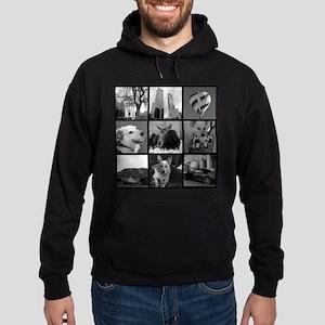 Your Photos Here - Photo Block Hoodie