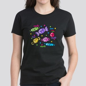 Candy Women's Dark T-Shirt
