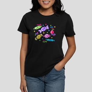 Candy Women's Dark T-Shirt