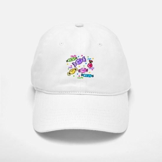 Candy Baseball Baseball Cap
