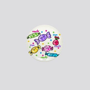 Candy Mini Button
