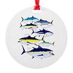 7 tuna Ornament