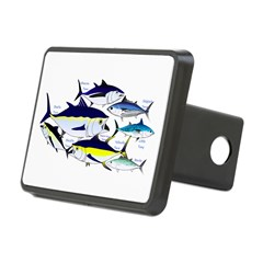 7 tuna Hitch Cover