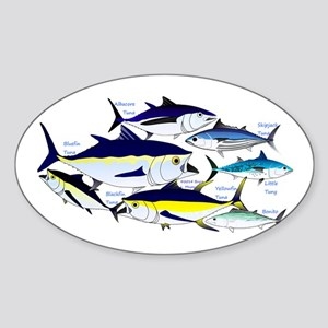 7 tuna Sticker