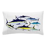 7 tuna Pillow Case