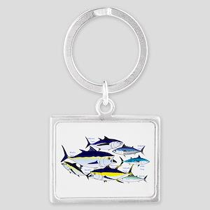 7 tuna Keychains