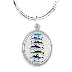 7 tuna Necklaces